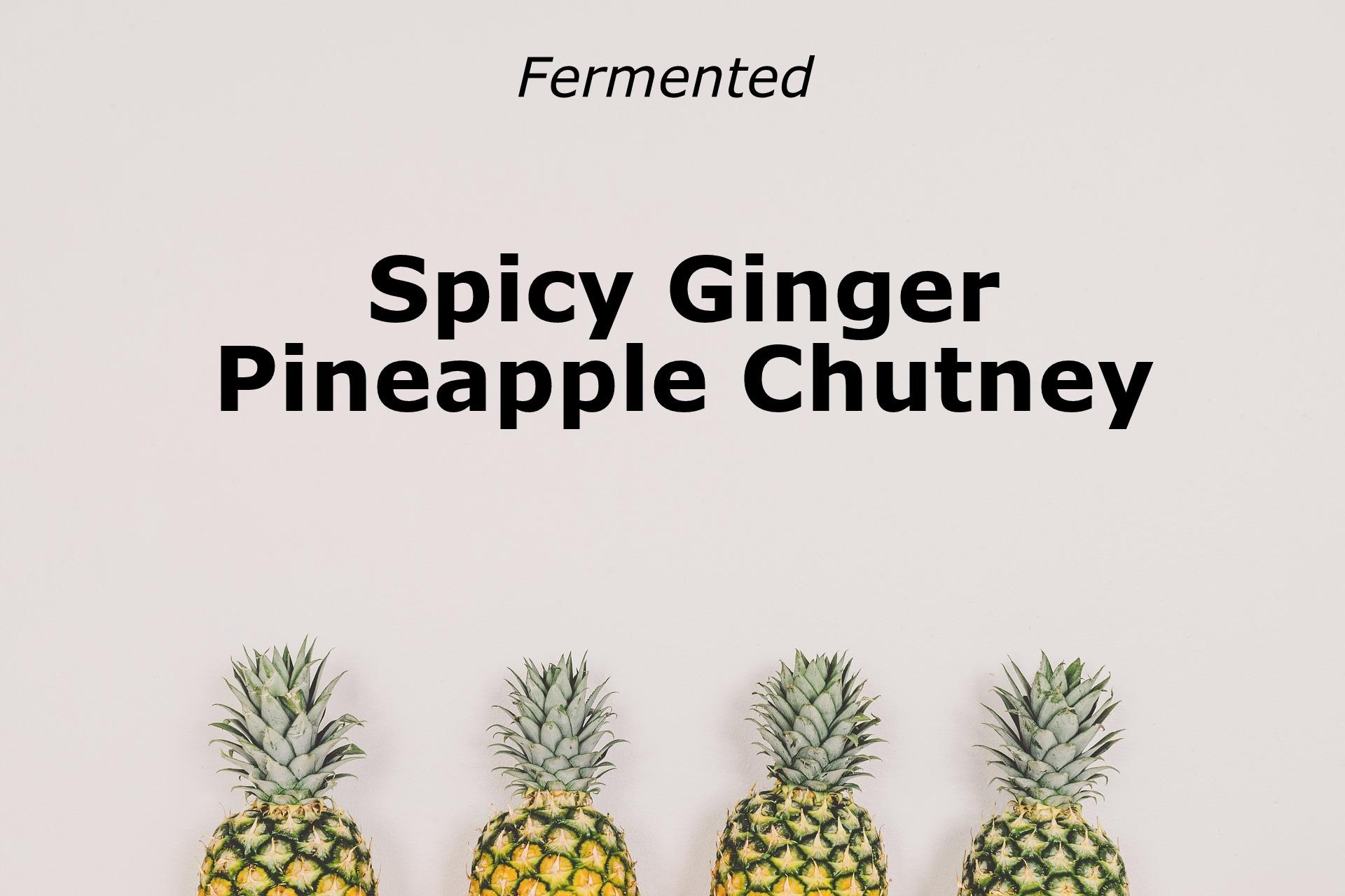 pineapple-chutney